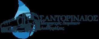 SANTORINAIOS Logo